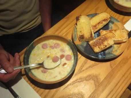 wiener soup